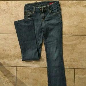 Seven 24 jeans
